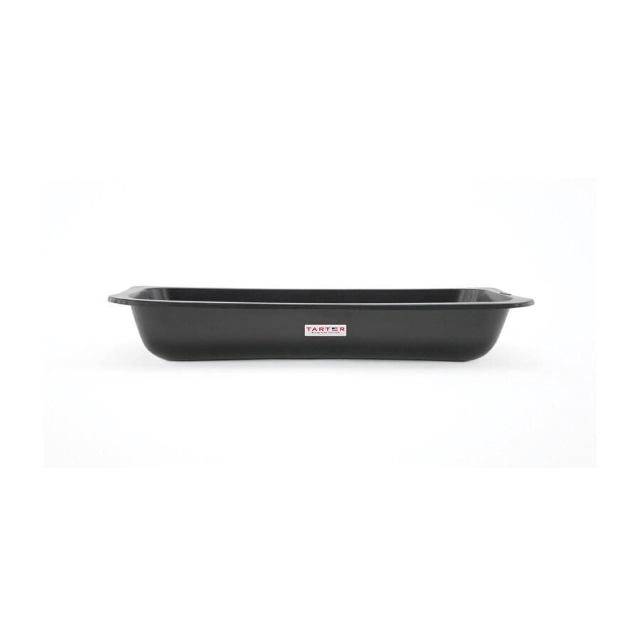 Tarter 5-ft L 1-pc Liner for Poly Bunk Feeder - Black