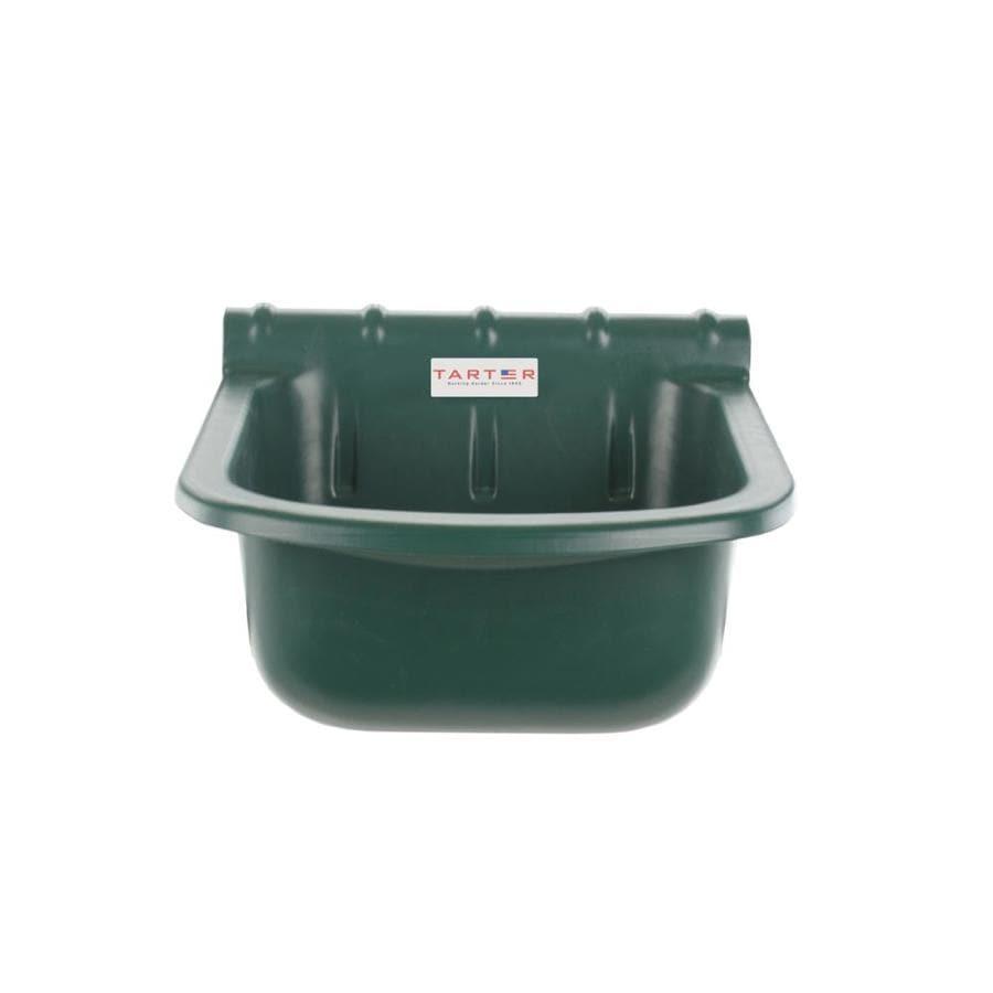 Tarter Portable Gate Feeder - Small - Green