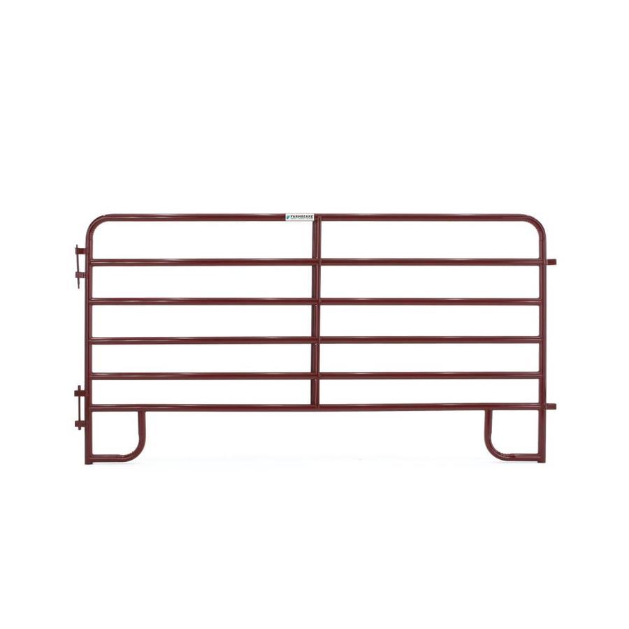 Tarter Painted Steel Panel (Actual: 5.166-ft)