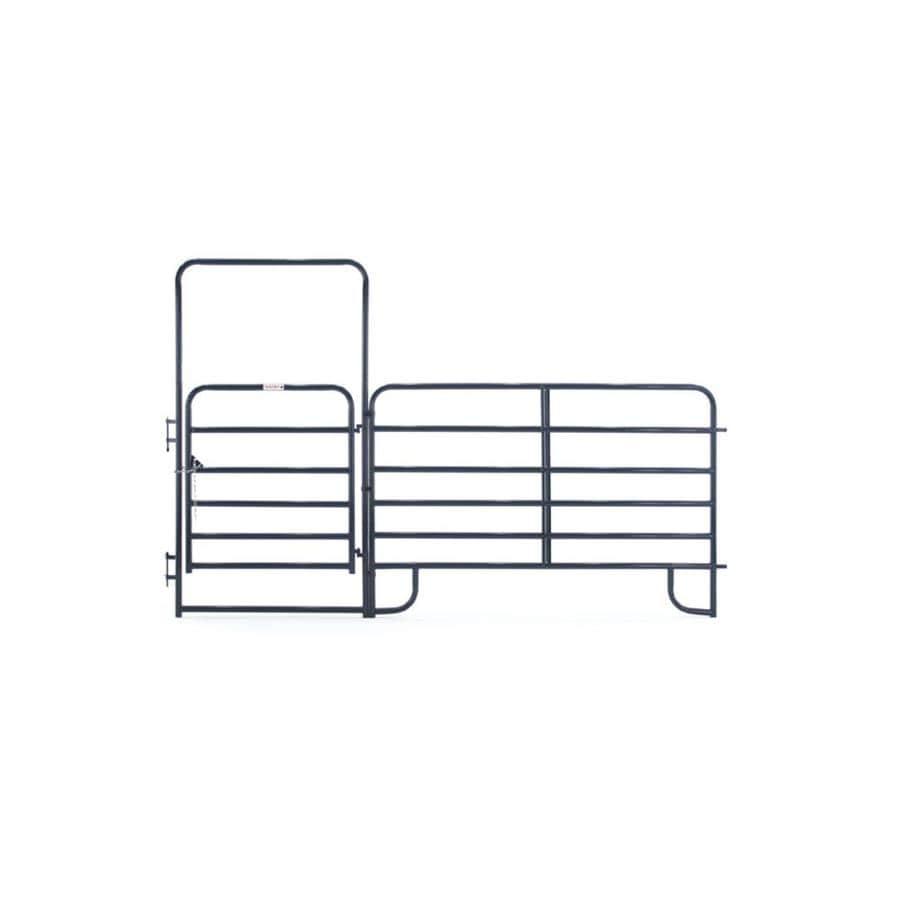 Tarter Painted Steel Panel (Actual: 8-ft)