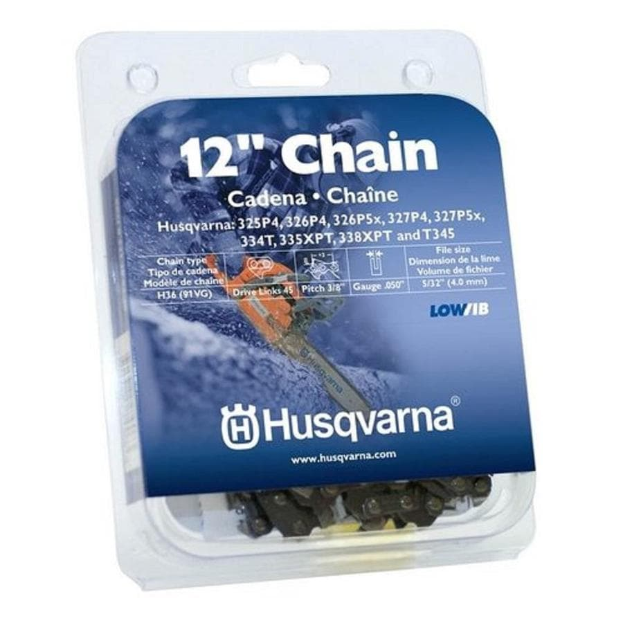Husqvarna 12-in Replacement Saw Chain