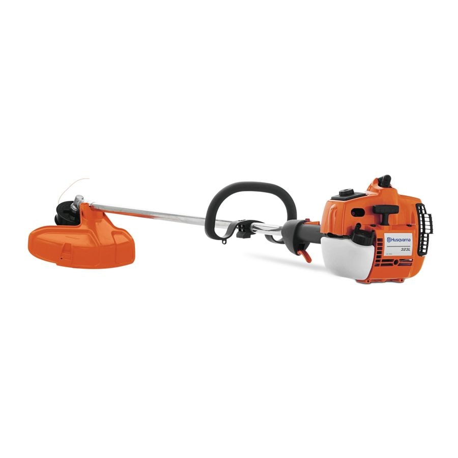 Husqvarna 24.5-cc 2-Cycle 18-in Straight Shaft Gas String Trimmer