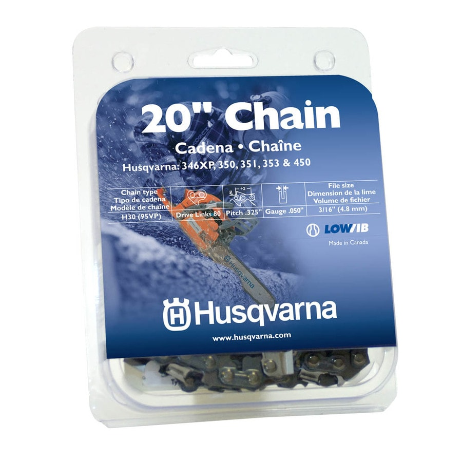 Husqvarna 20-in Replacement Saw Chain