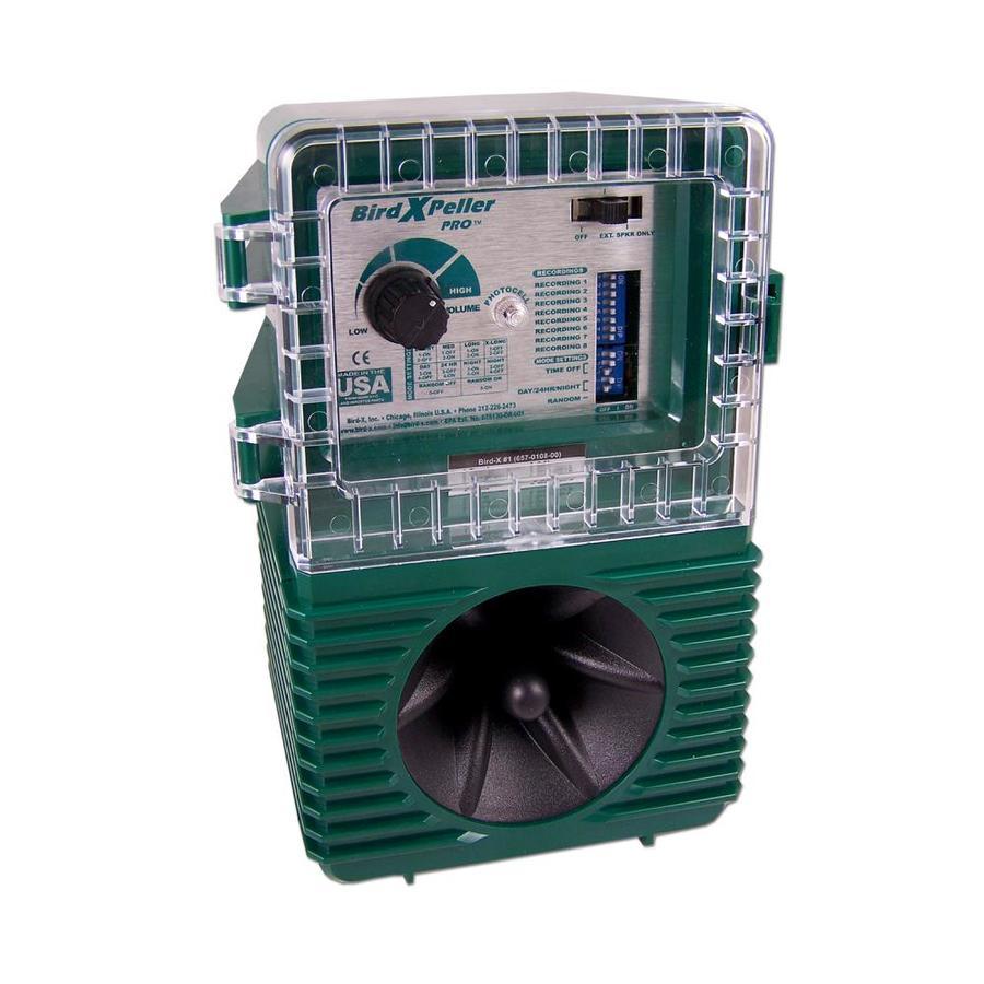 Bird-X 4-in H 6-in L Bird Repelling Electronic Repellent