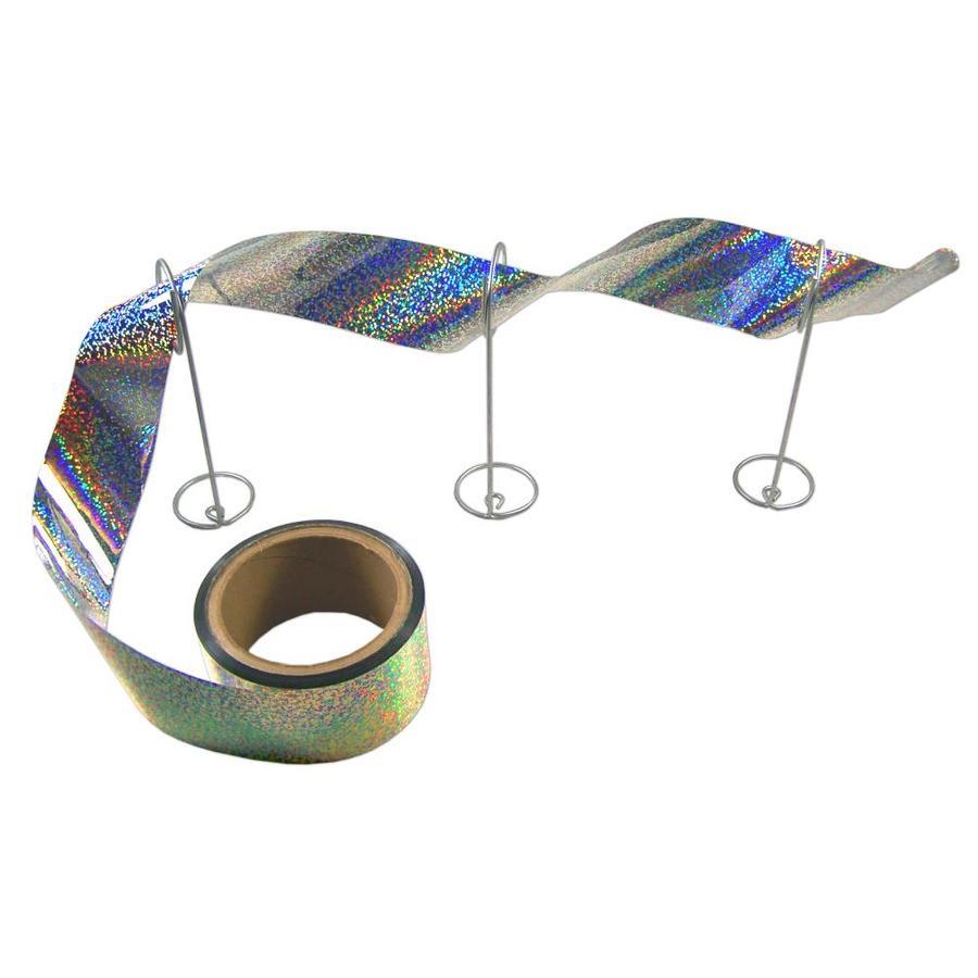 Bird-X 1,200-in L Bird Repelling Ribbon