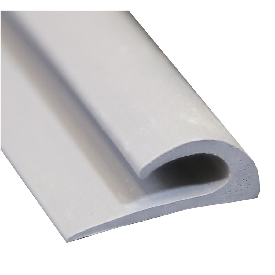 Wellmade 1.375-in x 72-in Grey Reducer Floor Moulding