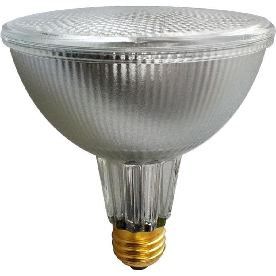 Utilitech 2-Pack 70-Watt Xenon PAR38 Medium Base (E-26) Soft White Dimmable Halogen Flood Light Bulbs