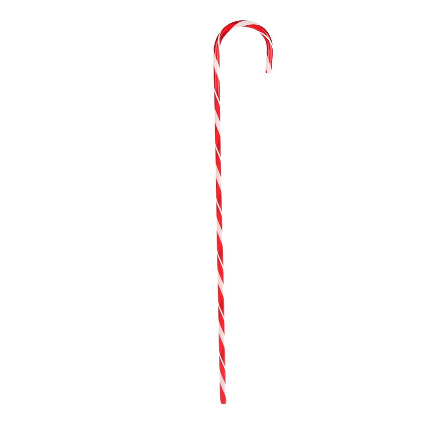 Holiday Living 1-Marker Candy Cane Christmas Pathway Markers