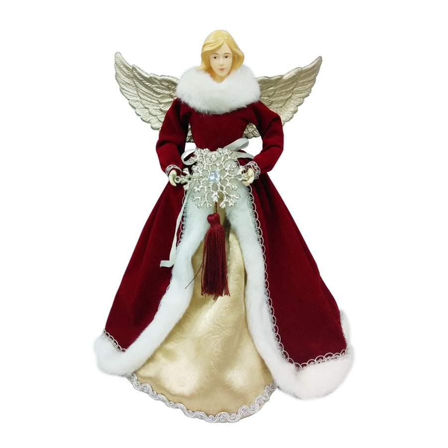 Shop Holiday Living Angel Indoor Christmas Decoration At