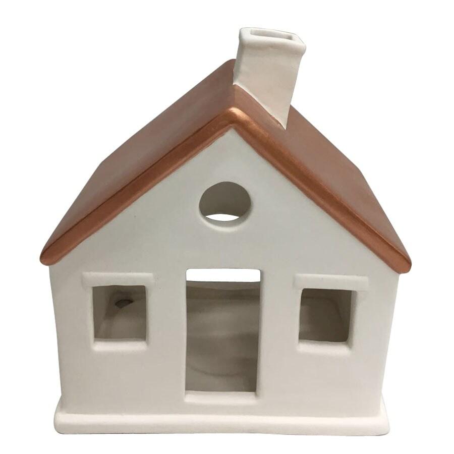 allen + roth Ceramic Freestanding House