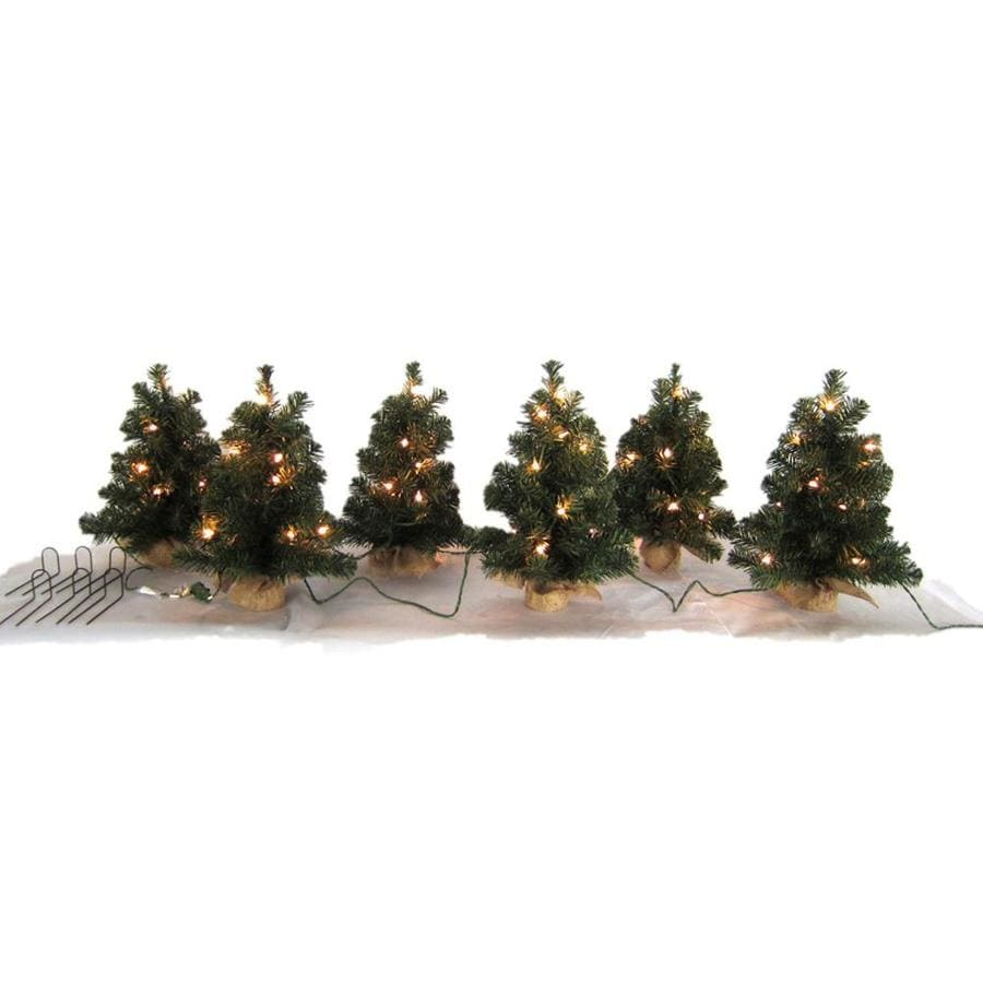 Holiday Living Pre-Lit PVC Freestanding Sculpture with Constant White Incandescent Lights