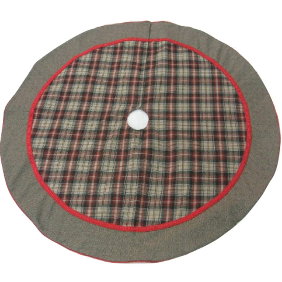 Holiday Living 54-in Christmas Tree Skirt