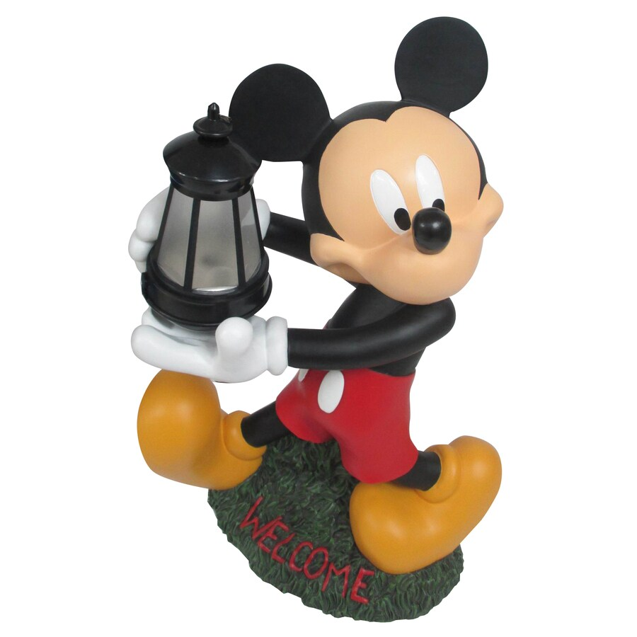 Disney 14.8-in Animal Garden Statue