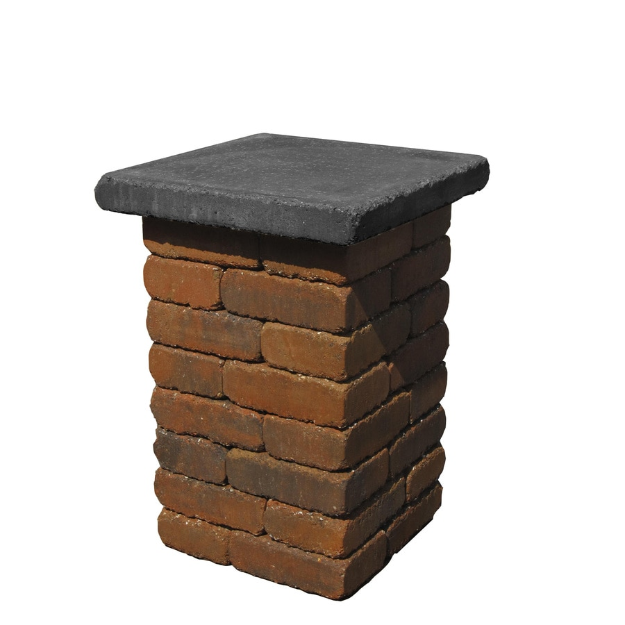 Country Stone Homestead Pillar Patio Block Project Kit