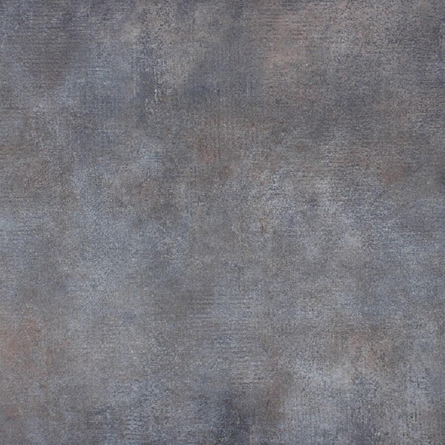 FLOORS 2000 8-Pack Keiv Negro Ceramic Floor Tile (Common: 17-in x 17-in; Actual: 17.27-in x 17.27-in)
