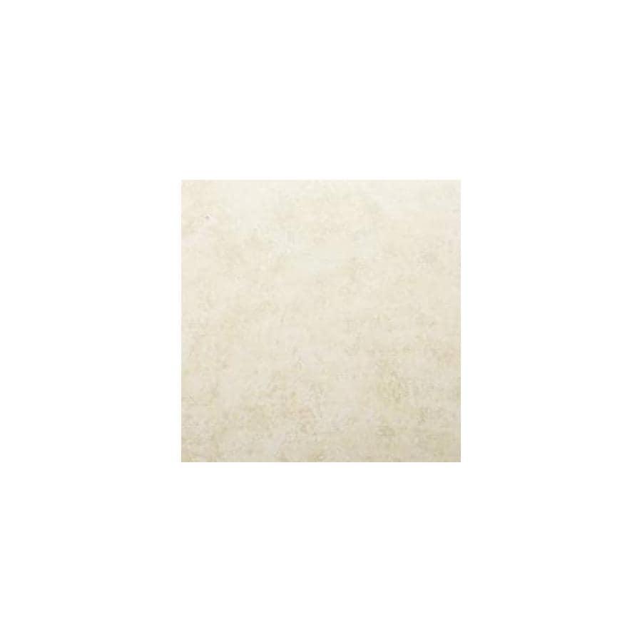Porcelanite 13-in x 13-in Bagheria Beige Ceramic Floor Tile