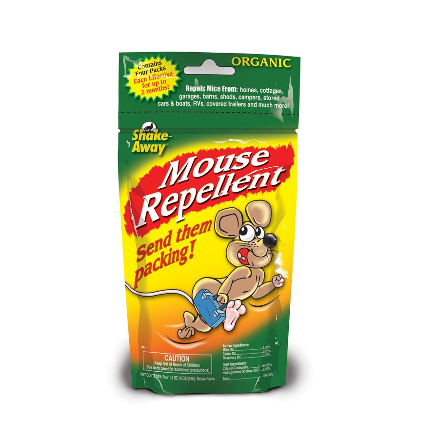 Shake Away 6-oz Shake Away Mouse Repellent Granules