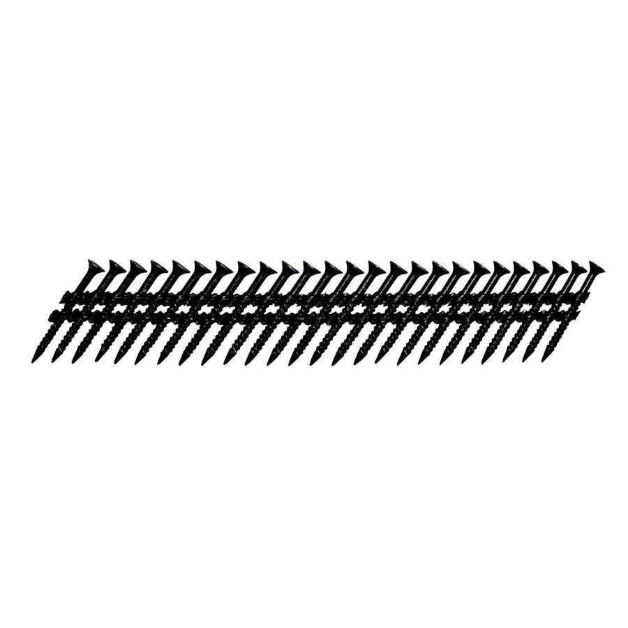 Scrail 930-Count #0 x 1.5-in Flat-Head Coated Standard Phillips-Drive Interior/Exterior Wood Screw
