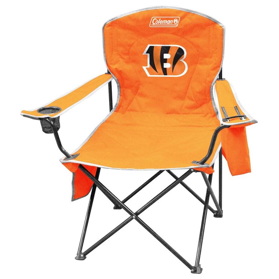 Coleman NFL Cincinnati Bengals Steel Chair