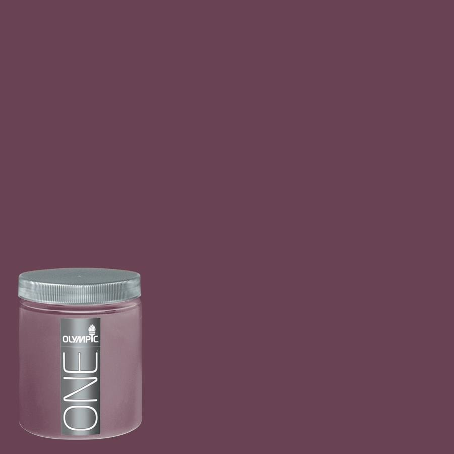 Olympic 8-oz Chilled Wine Interior Satin Paint Sample