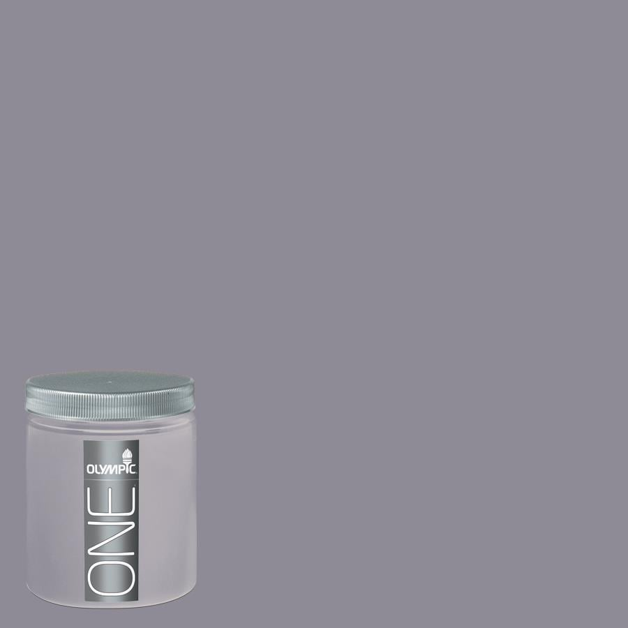 Olympic 8-oz Tin Lizzie Interior Satin Paint Sample