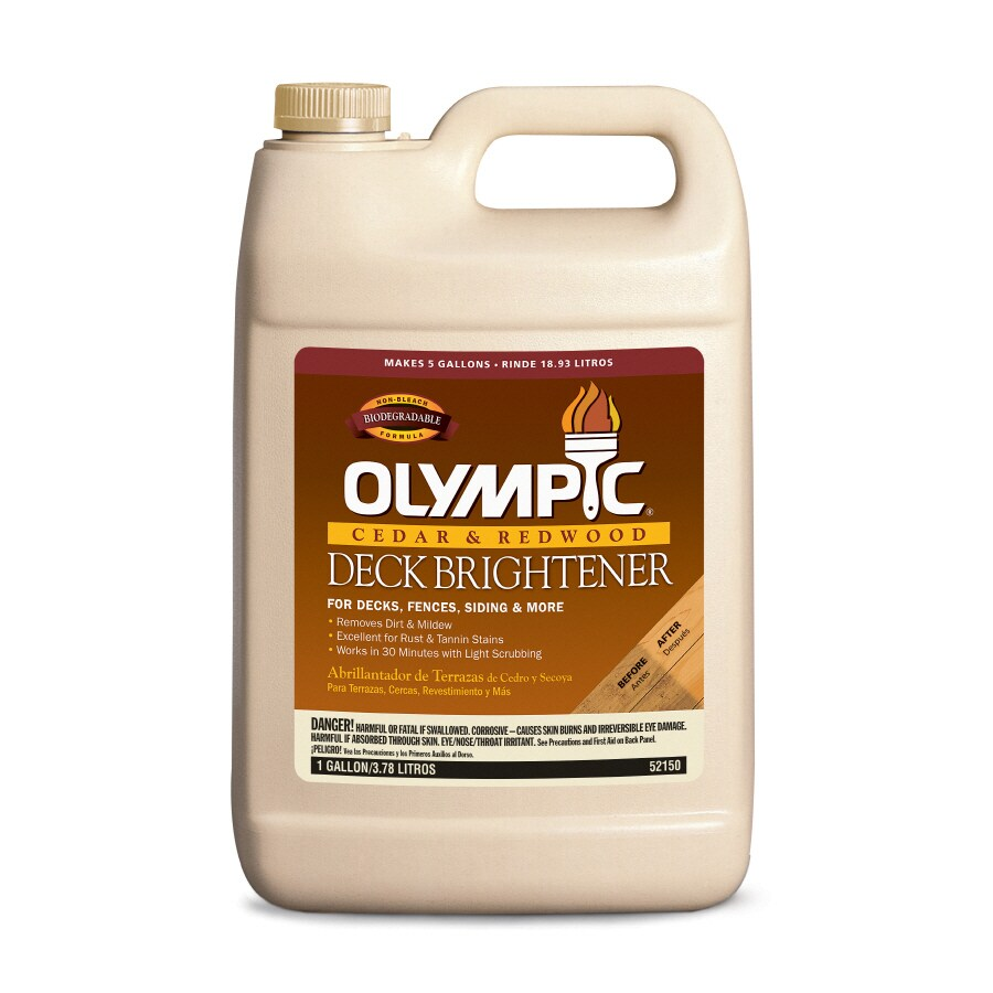 Olympic Olympic Deck Brightener