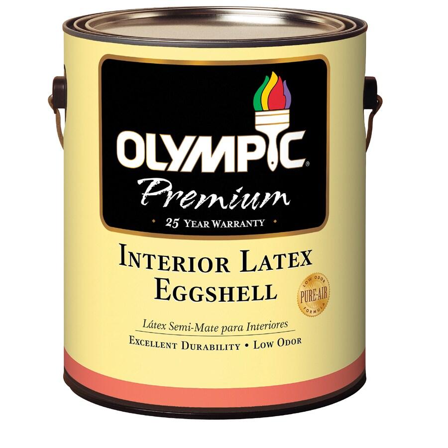 Olympic® Premium Interior Latex Eggshell Paint