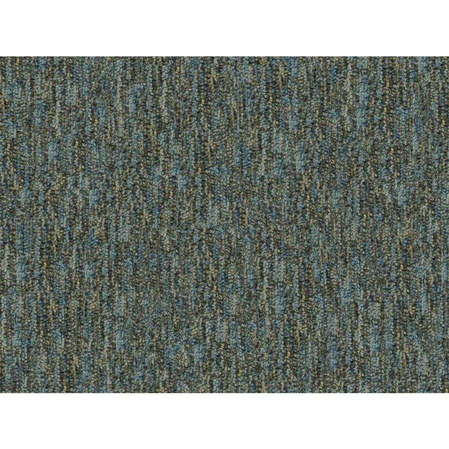 Home and Office Deep Lagoon Berber Indoor Carpet
