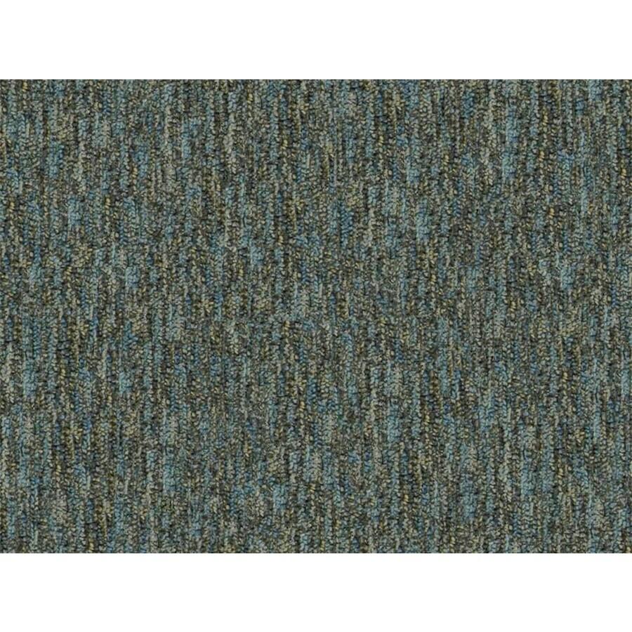 Home and Office Deep Lagoon Berber Indoor Carpet