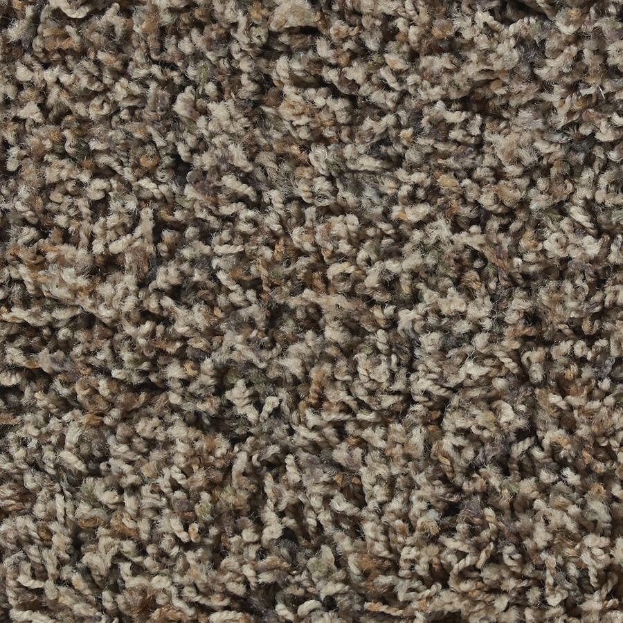 A carpet is a textile floor covering typically consisting of an upper layer of pile attached to a backing. The pile was traditionally made from wool, but, since the 20th century, synthetic fibers such as polypropylene, nylon or polyester are often used, as these fibers are less expensive than wool. The pile usually consists of twisted tufts which are typically heat-treated to maintain their.