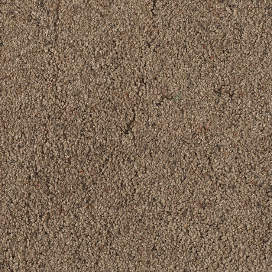 STAINMASTER Taos II River Rock Berber Indoor Carpet