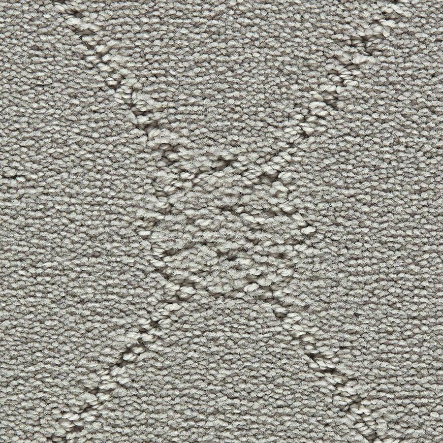 Coronet Genuine Graceful Grey Pattern Indoor Carpet