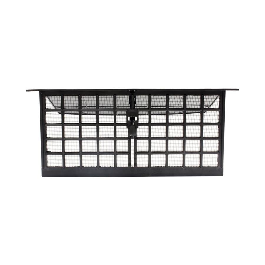 Air Vent 18.5-in x 7.7-in Plastic Foundation Vent