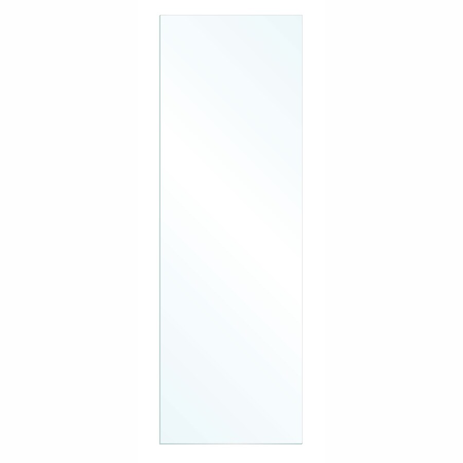 Gardner Glass Products 3/32-in x 36-in x 12-in Clear Replacement Glass for Windows, Cabinets, and Picture Frames