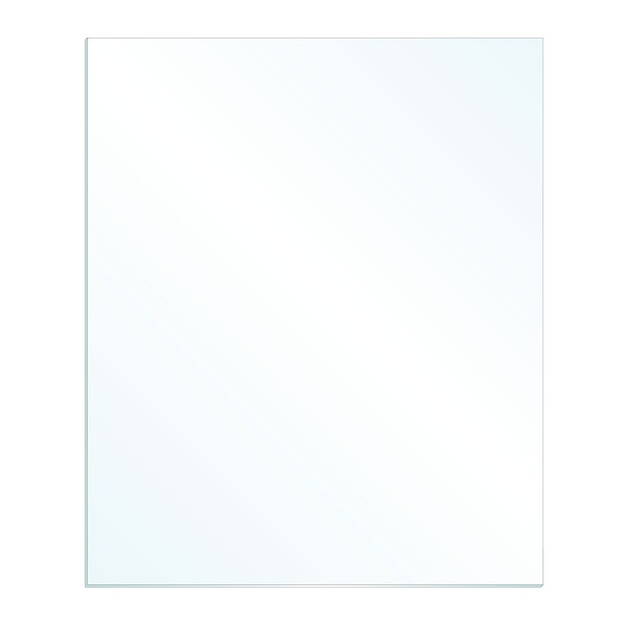 Shop Gardner Glass Products 3 32 In X 36 In X 30 In Clear