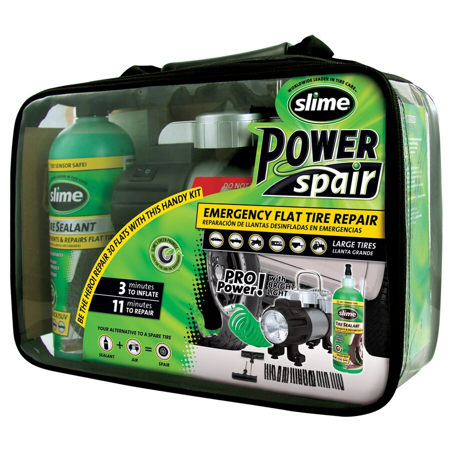 Slime 150-PSI Electric Air Compressor