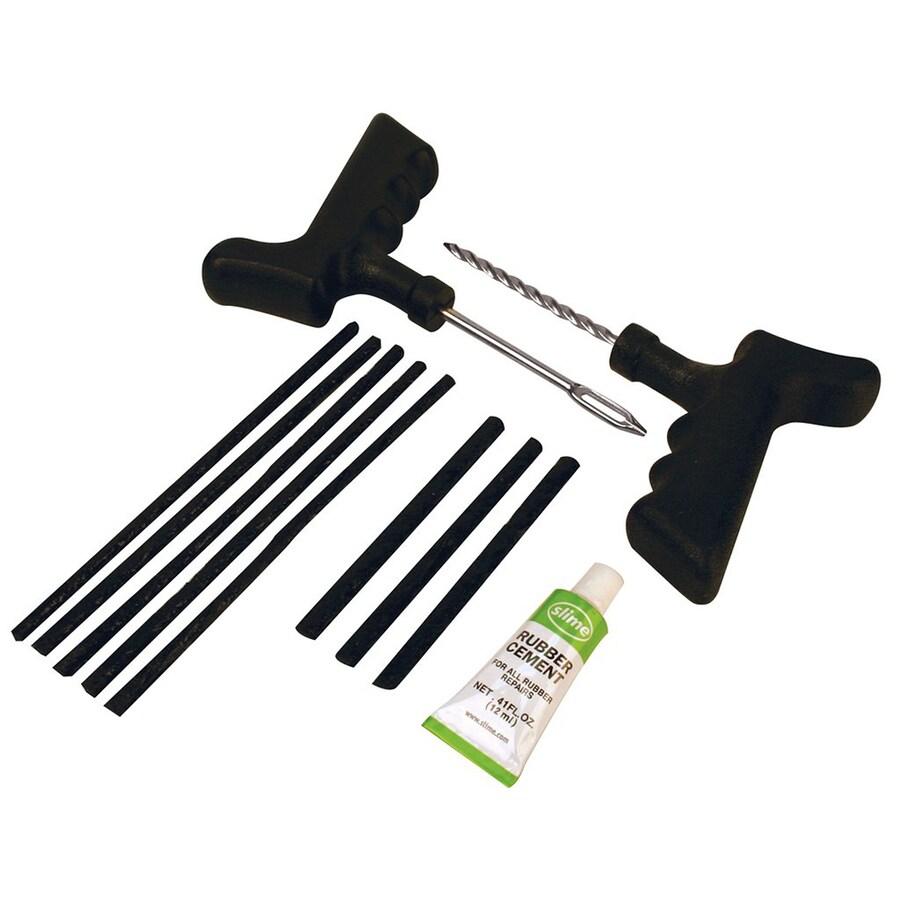 Slime Deluxe Reamer/Plugger Kit-Pistol Grip Style