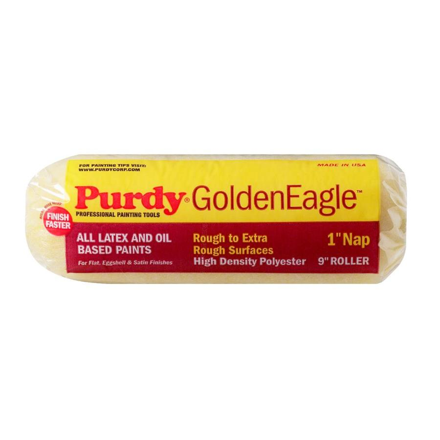 Purdy Golden Eagle Polyester/Wool Regular Paint Roller Cover (Common: 9-in; Actual: 9-in)
