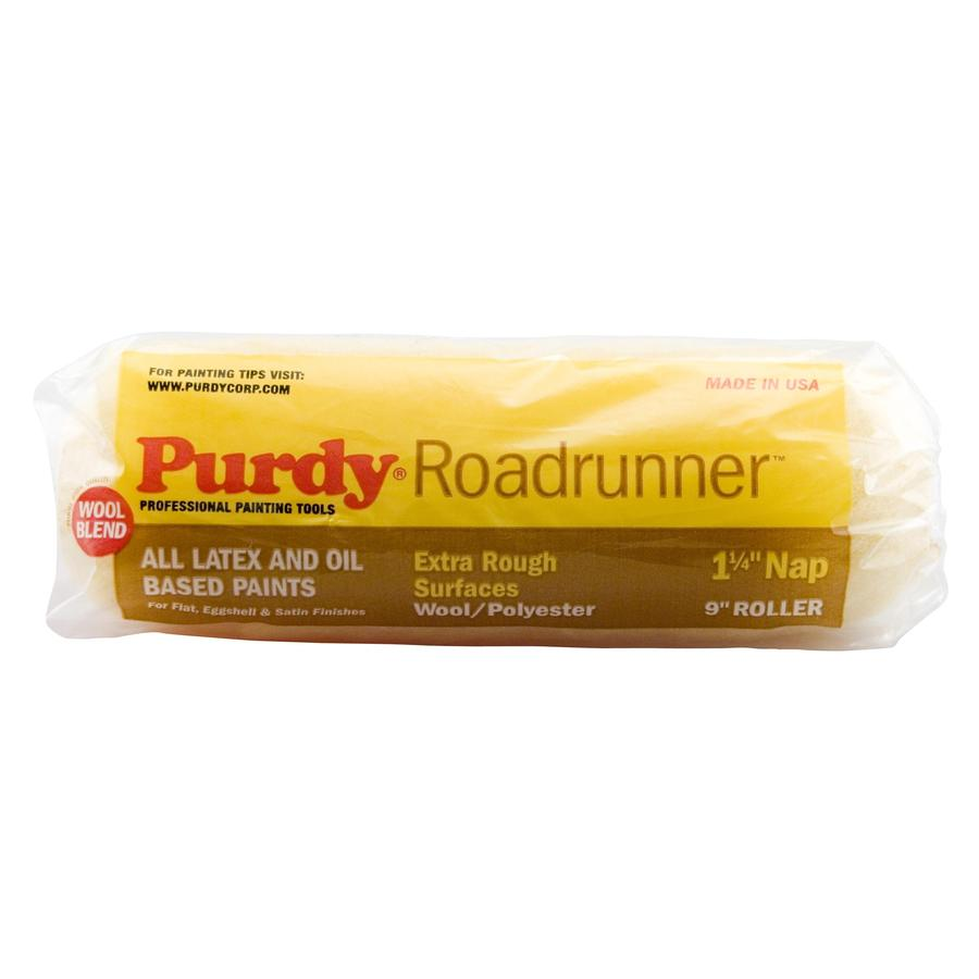Purdy Road Runner Lambskin Regular Paint Roller Cover (Common: 9-in; Actual: 9-in)