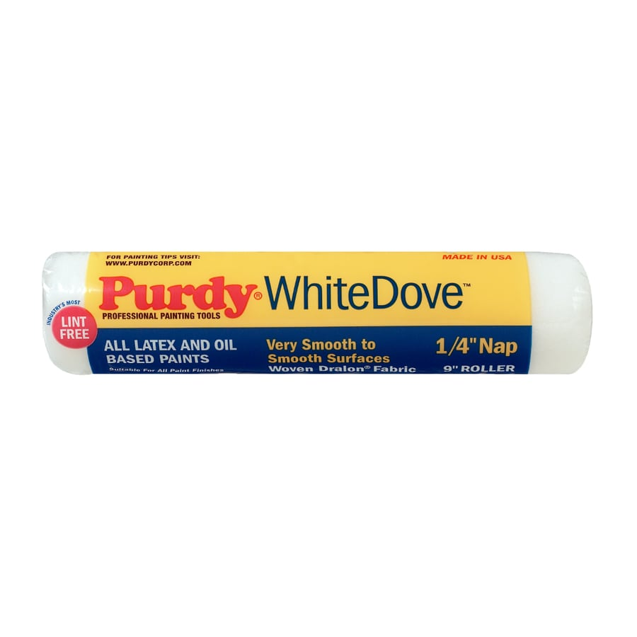 Purdy White Dove Synthetic Blend Regular Paint Roller Cover (Common: 9-in; Actual: 9-in)