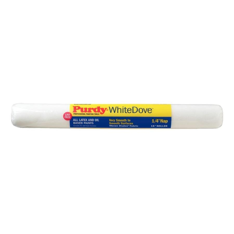 Purdy White Dove Synthetic Blend Regular Paint Roller Cover (Common: 18-in; Actual: 18-in)
