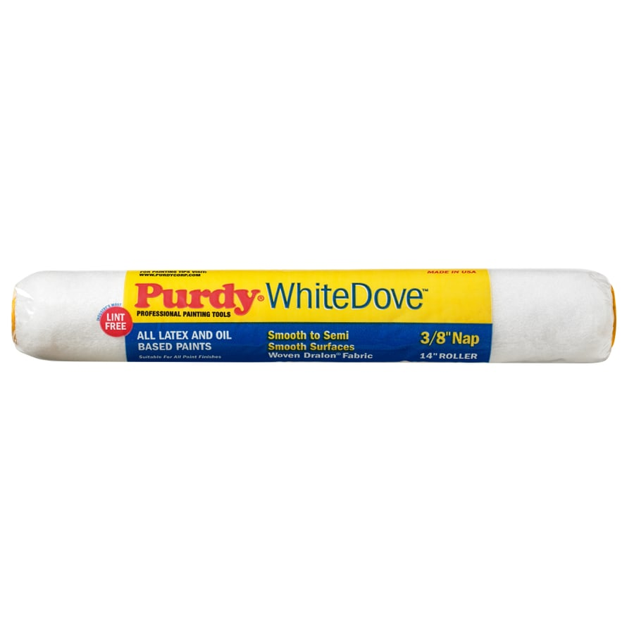 Purdy White Dove Synthetic Blend Regular Paint Roller Cover (Common: 14-in; Actual: 14-in)