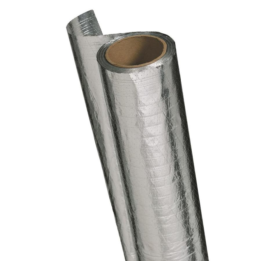 Reflectix 500-sq ft Reflective Roll Insulation (48-in W x 125-ft L)