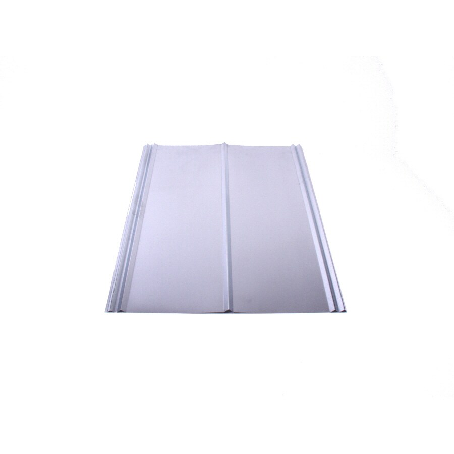 Fabral 5V Crimp 2.16-ft x 8-ft Ribbed Steel Roof Panel