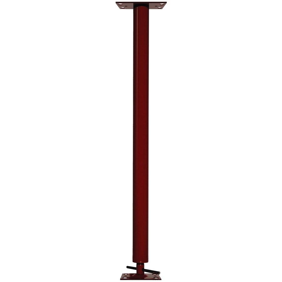 Tapco 84-in Adjustable Jack Post