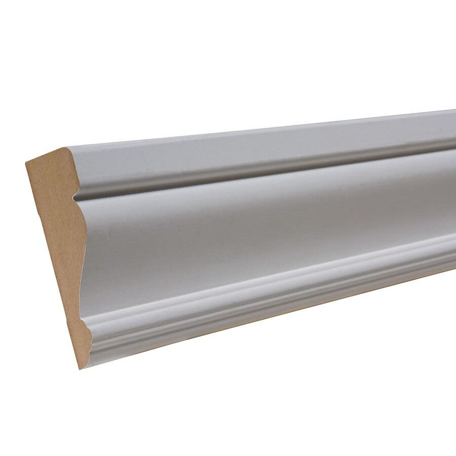 EverTrue 3.25-in x 8-ft Interior Primed Composite Window and Door Casing
