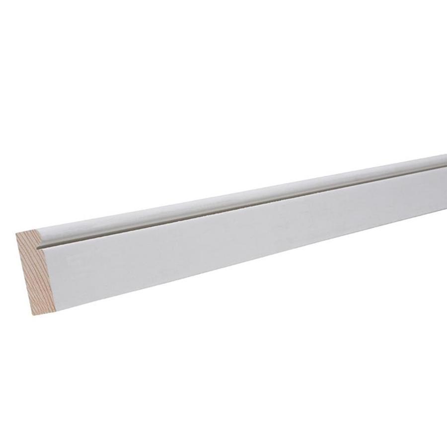 "EverTrue Primed Pine 176 Brick Mould 1 5/8"" x 7' x 11/16"""