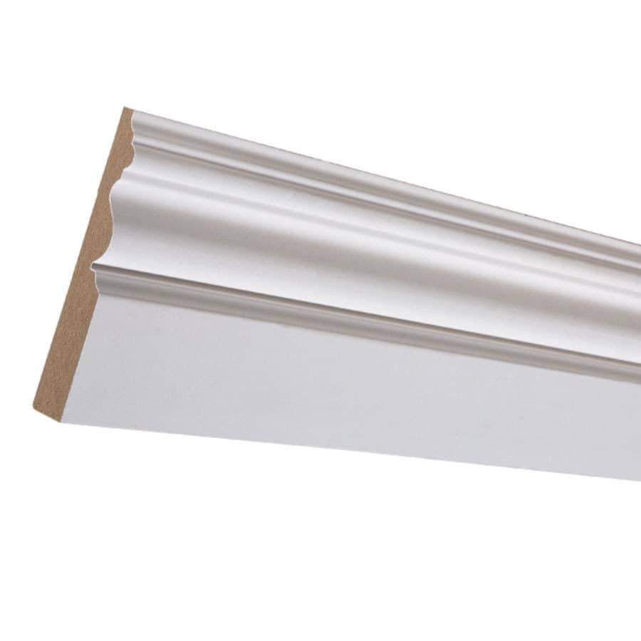 EverTrue 3.25-in x 12-ft Interior Composite Baseboard