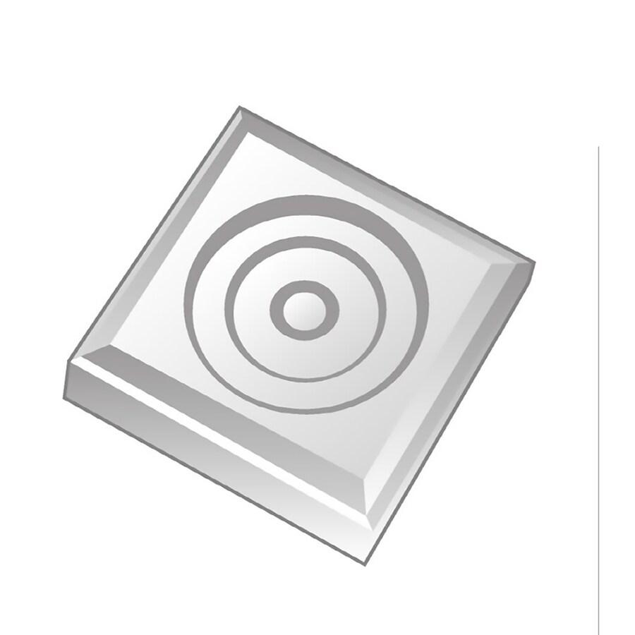 EverTrue Square MDF Rosette