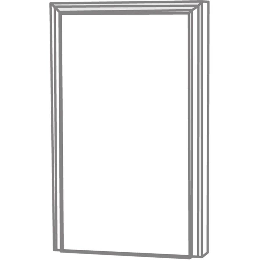 EverTrue 2.75-in x 4.5-in Mdf Plinth